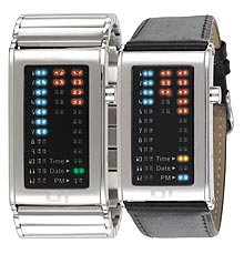 Ibiza LED watch